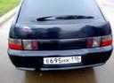 Подержанный ВАЗ (Lada) 2112, черный металлик, цена 140 000 руб. в республике Татарстане, хорошее состояние