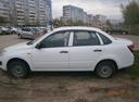 Подержанный ВАЗ (Lada) Granta, белый , цена 330 000 руб. в республике Татарстане, отличное состояние