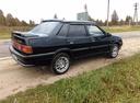 Подержанный ВАЗ (Lada) 2115, черный металлик, цена 80 000 руб. в Смоленской области, хорошее состояние