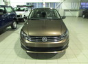 Подержанный Volkswagen Polo, коричневый, 2016 года выпуска, цена 609 000 руб. в Ростове-на-Дону, автосалон ОЗОН АВТО