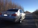 Подержанный BMW 5 серия, серебряный металлик, цена 770 000 руб. в ао. Ханты-Мансийском Автономном округе - Югре, отличное состояние