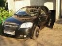 Подержанный Chevrolet Aveo, черный перламутр, цена 200 000 руб. в республике Татарстане, среднее состояние