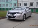 Подержанный Hyundai Elantra, серебряный металлик, цена 590 000 руб. в ао. Ханты-Мансийском Автономном округе - Югре, отличное состояние