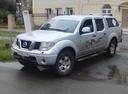 Авто Nissan Navara, , 2008 года выпуска, цена 800 000 руб., Челябинск