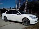 Подержанный Honda Civic, белый , цена 260 000 руб. в ао. Ханты-Мансийском Автономном округе - Югре, хорошее состояние