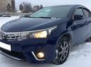 Авто Toyota Corolla, , 2013 года выпуска, цена 695 000 руб., Ханты-Мансийск