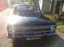 Подержанный ГАЗ 24 Волга, черный , цена 350 000 руб. в Челябинской области, отличное состояние