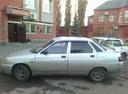 Подержанный ВАЗ (Lada) 2110, серебряный , цена 110 000 руб. в Челябинской области, хорошее состояние