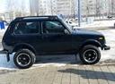 Подержанный ВАЗ (Lada) 4x4, черный , цена 470 000 руб. в республике Татарстане, отличное состояние