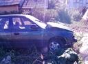 Подержанный Hyundai Accent, серый , цена 60 000 руб. в республике Татарстане, битый состояние