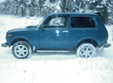 Авто ВАЗ (Lada) 4x4, , 2007 года выпуска, цена 177 000 руб., Сим