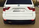 Подержанный BMW X3, белый , цена 830 000 руб. в республике Татарстане, отличное состояние