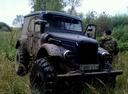 Подержанный ГАЗ 69, черный матовый, цена 370 000 руб. в Смоленской области, хорошее состояние