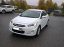 Подержанный Hyundai Solaris, белый , цена 500 000 руб. в ао. Ханты-Мансийском Автономном округе - Югре, отличное состояние
