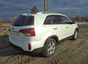 Подержанный Kia Sorento, белый перламутр, цена 1 220 000 руб. в ао. Ханты-Мансийском Автономном округе - Югре, отличное состояние
