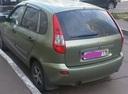 Подержанный ВАЗ (Lada) Kalina, зеленый металлик, цена 180 000 руб. в республике Татарстане, хорошее состояние