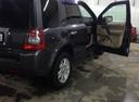 Подержанный Land Rover Freelander, мокрый асфальт металлик, цена 750 000 руб. в ао. Ханты-Мансийском Автономном округе - Югре, среднее состояние