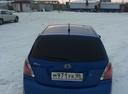 Подержанный Kia Rio, синий , цена 363 000 руб. в ао. Ханты-Мансийском Автономном округе - Югре, хорошее состояние