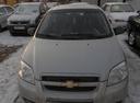 Подержанный Chevrolet Aveo, серебряный , цена 205 000 руб. в республике Татарстане, отличное состояние