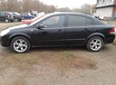 Подержанный Opel Astra, черный , цена 320 000 руб. в республике Татарстане, хорошее состояние