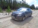 Подержанный Renault Logan, черный металлик, цена 380 000 руб. в ао. Ханты-Мансийском Автономном округе - Югре, хорошее состояние