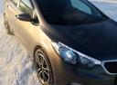 Подержанный Kia Cerato, коричневый , цена 845 000 руб. в Челябинской области, отличное состояние