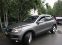 Подержанный Volkswagen Touareg, мокрый асфальт , цена 1 500 000 руб. в ао. Ханты-Мансийском Автономном округе - Югре, отличное состояние