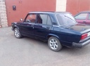 Подержанный ВАЗ (Lada) 2107, фиолетовый , цена 110 000 руб. в Челябинской области, отличное состояние