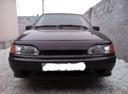Подержанный ВАЗ (Lada) 2114, черный , цена 167 000 руб. в Челябинской области, хорошее состояние
