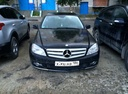 Подержанный Mercedes-Benz C-Класс, черный , цена 750 000 руб. в ао. Ханты-Мансийском Автономном округе - Югре, отличное состояние