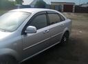 Подержанный Chevrolet Lacetti, серебряный , цена 400 000 руб. в Челябинской области, отличное состояние
