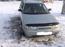 Подержанный ВАЗ (Lada) 2111, серебряный металлик, цена 155 000 руб. в Челябинской области, хорошее состояние