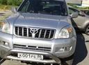 Авто Toyota Land Cruiser Prado, , 2005 года выпуска, цена 1 150 000 руб., Сургут