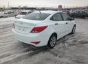 Подержанный Hyundai Solaris, белый, 2015 года выпуска, цена 688 000 руб. в Ростове-на-Дону, автосалон