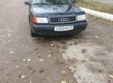 Подержанный Audi 100, черный , цена 130 000 руб. в Смоленской области, среднее состояние