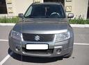 Подержанный Suzuki Grand Vitara, серый , цена 600 000 руб. в Челябинской области, хорошее состояние
