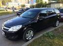 Подержанный Opel Astra, черный , цена 400 000 руб. в Челябинской области, отличное состояние