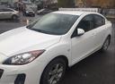 Подержанный Mazda 3, белый перламутр, цена 720 000 руб. в ао. Ханты-Мансийском Автономном округе - Югре, отличное состояние