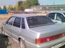 Подержанный ВАЗ (Lada) 2115, серебряный металлик, цена 70 000 руб. в Челябинской области, хорошее состояние