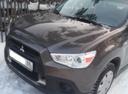 Подержанный Mitsubishi ASX, коричневый , цена 680 000 руб. в ао. Ханты-Мансийском Автономном округе - Югре, отличное состояние
