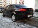 Подержанный Mitsubishi Lancer, черный металлик, цена 425 000 руб. в республике Татарстане, хорошее состояние