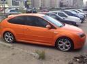 Подержанный Ford Focus, оранжевый акрил, цена 520 000 руб. в ао. Ханты-Мансийском Автономном округе - Югре, отличное состояние