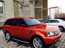 Подержанный Land Rover Range Rover Sport, оранжевый металлик, цена 900 000 руб. в ао. Ханты-Мансийском Автономном округе - Югре, отличное состояние