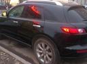 Подержанный Infiniti FX-Series, черный металлик, цена 600 000 руб. в республике Татарстане, хорошее состояние