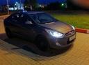 Подержанный Hyundai Solaris, серый , цена 548 000 руб. в республике Татарстане, отличное состояние