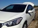 Подержанный Kia Cerato, белый , цена 680 000 руб. в ао. Ханты-Мансийском Автономном округе - Югре, хорошее состояние