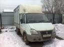 Подержанный ГАЗ Газель, белый , цена 300 000 руб. в Челябинской области, хорошее состояние