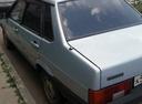Подержанный ВАЗ (Lada) 2109, серебряный , цена 70 000 руб. в Челябинской области, хорошее состояние