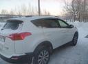 Подержанный Toyota RAV4, белый перламутр, цена 1 550 000 руб. в ао. Ханты-Мансийском Автономном округе - Югре, отличное состояние