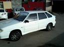Подержанный ВАЗ (Lada) 2114, белый , цена 165 000 руб. в Челябинской области, хорошее состояние
